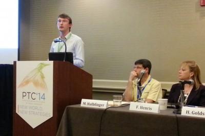 IX Reach: Steve Wilcox presenting at PTC'14