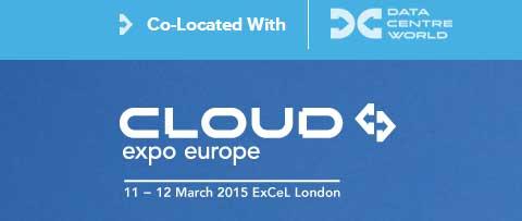Cloud Expo Europe Logo
