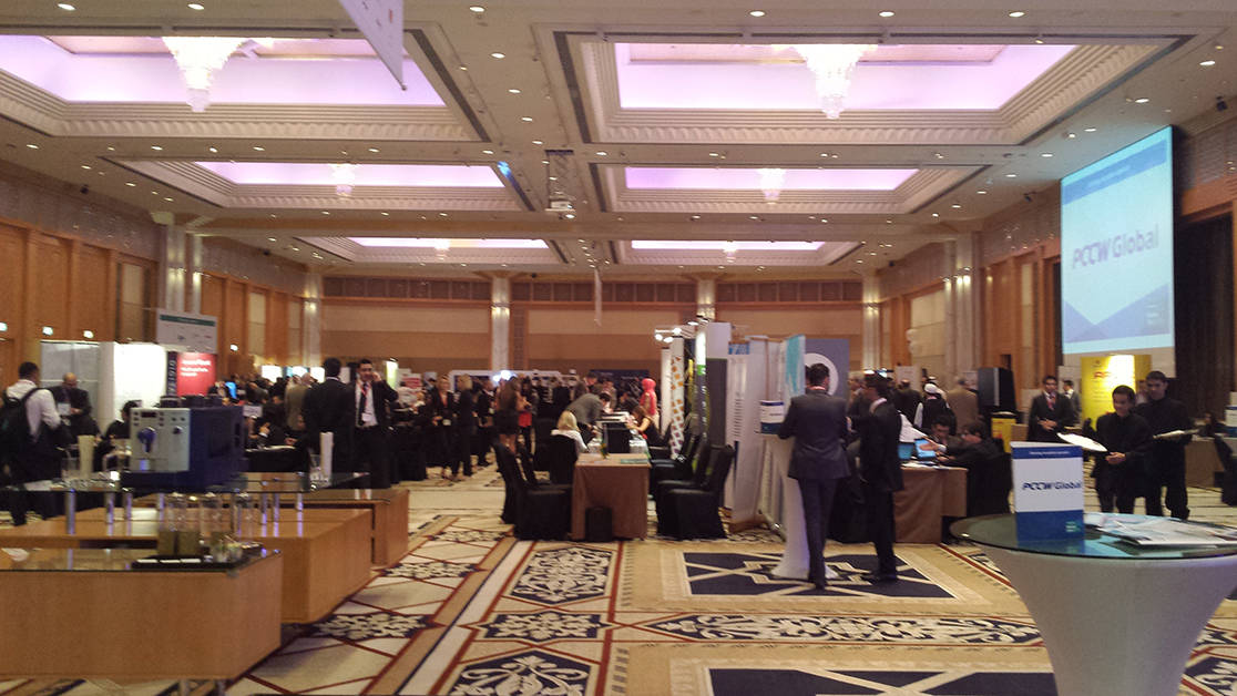 IX Reach - Capacity Middle East Conference