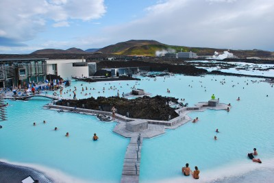 The Blue Lagoon in Reykjavik for EPF
