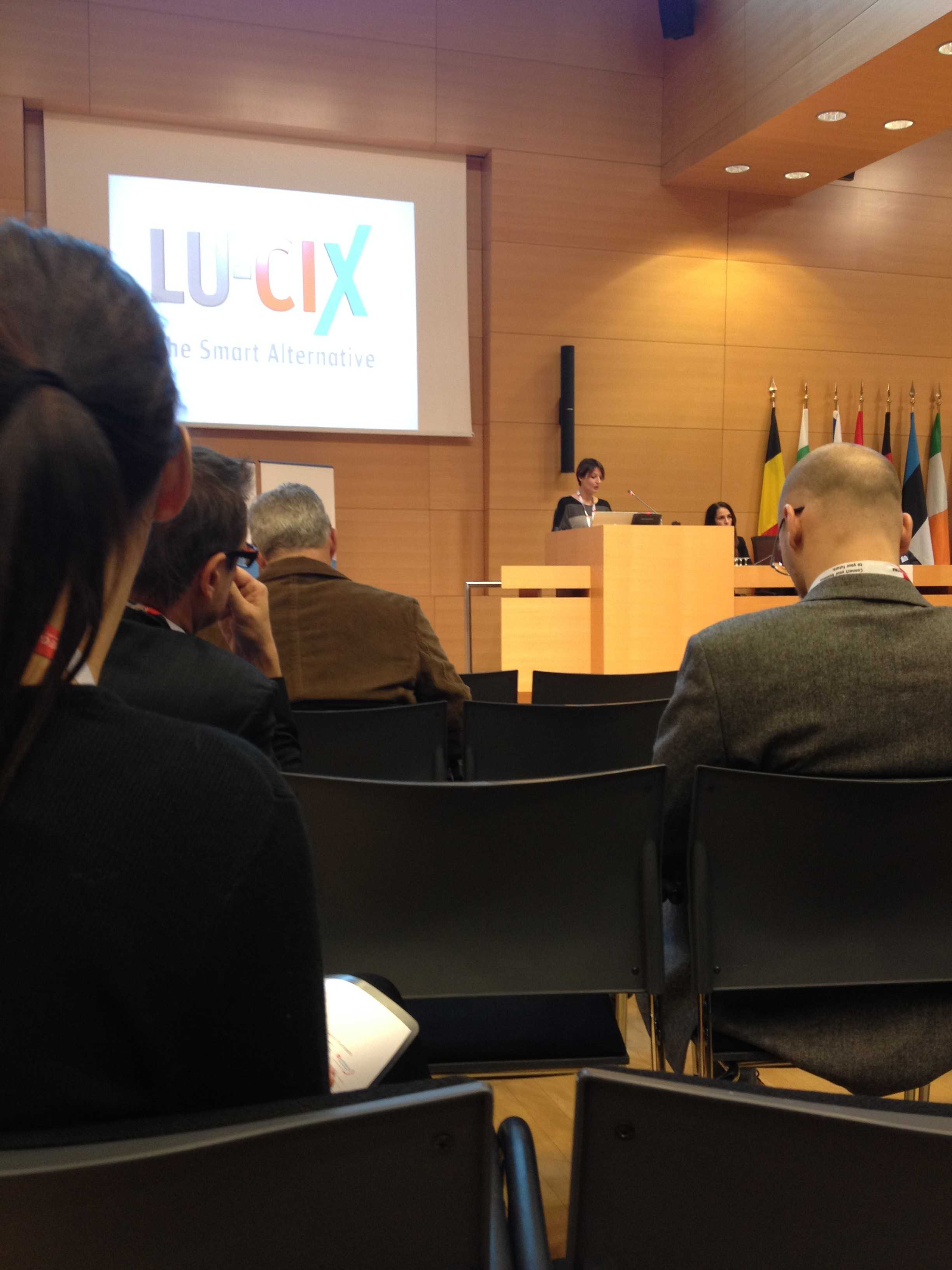 "LU-CIX's ""End Of The Year Event"" in Luxembourg"